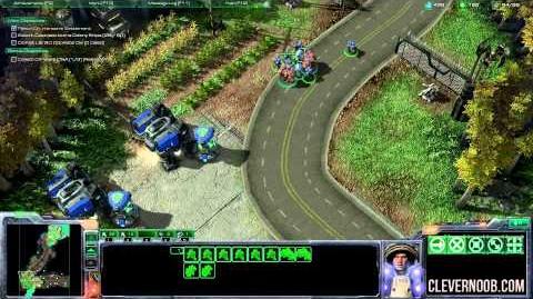 The Evacuation Starcraft II Brutal Mode Walkthrough (HD - Max Settings)