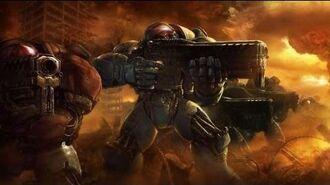 StarCraft II игра за терранов