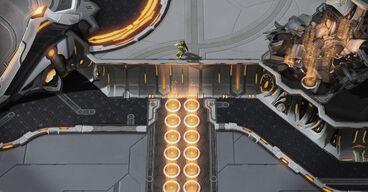 Bloqueador de Visão Emissor de Luz01