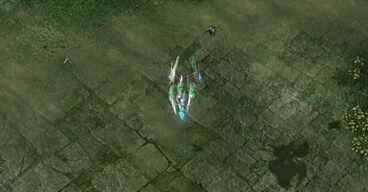 Unidade Protoss Destruidora02