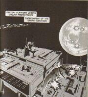 SpacePlatform SC-FL4 Comic1