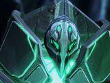 Xel'naga charged crystal