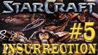 Zel Plays Starcraft Remastered Insurrection - The Confederate Militia