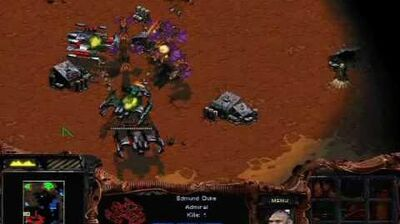 Starcraft Brood War - Zerg Mission 5 True Colors