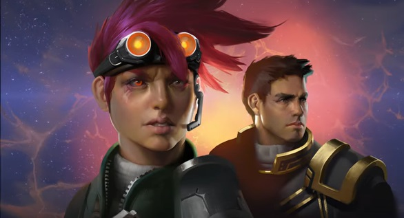 Mira Han and Matt Horner (Co-op Missions) | StarCraft Wiki | FANDOM