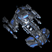 Special forces battlecruiser icon