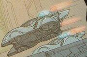 Hovercar SC-Com5 Comic1