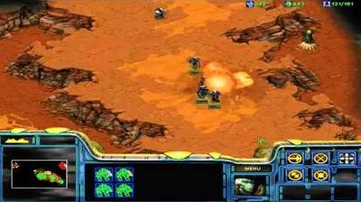 StarCraft Brood War Campaign Enslavers Dark Vengeance -- Episode I 3