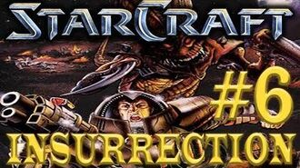 Zel Plays Starcraft Remastered Insurrection - The Call of Duty