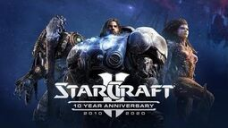 StarCraft II - 10th Anniversary Game Updates