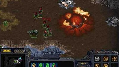 Starcraft - Terran Mission 5 Revolution