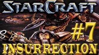Zel Plays Starcraft Remastered Insurrection - Hammer Strike Force Command