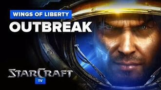 StarCraft 2- Wings of Liberty - Mission (Optional) - Outbreak Walkthrough - Hard Difficulty