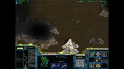 Starcraft 1 Insurrection - Protoss 06 - The Slaughter of Harvesters