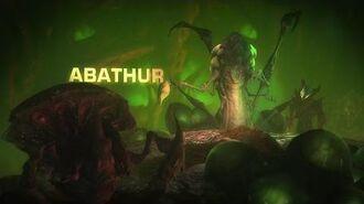 Comandante Cooperativo - Abathur