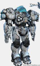 Marine SC2-HotS Rend2