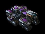 6. Siege Tank - Tank Mode Tyrador