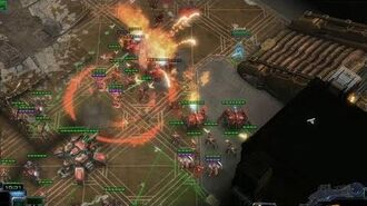 Starcraft 2 NOVA COVERT OPS - Enemy Intelligence - Brutal Guide - All Achievements (Mission 3)