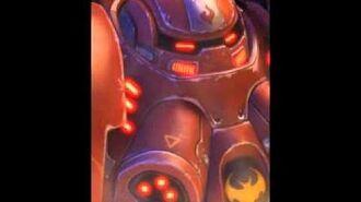 StarCraft 2 - Firebat Quotes (KR)