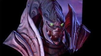 스타크래프트2 아몬의 낫 라이라크 대사