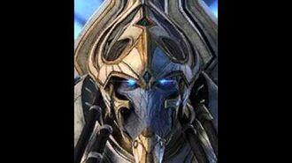 StarCraft 2 - Artanis(LotV) Quotes (KR)