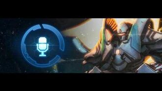 StarCraft 2 Fenix Announcer (Korean)