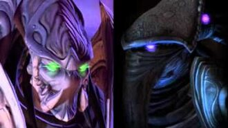 StarCraft 2 - Dark Templar Quotes (KR)