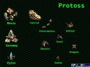 Beta ProtossUnits
