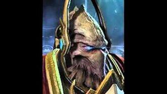 StarCraft 2 - Karax Quotes (KR)