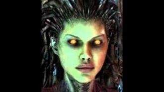 StarCraft 2 - Kerrigan Quotes (KR)