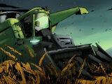 Robo-cosechadora