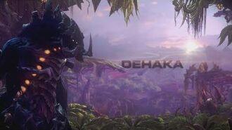 새로운 협동전 사령관 미리보기 데하카