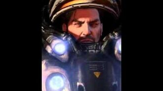 StarCraft 2 - Jim Raynor Quotes (KR)