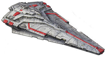 Mengsk-class fleet carrier