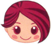 Ikonka Scarlet