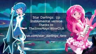Disney's Star Darlings Up - INSTRUMENTAL - Exclusive! HQ