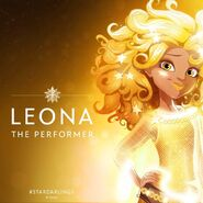 Leona poster