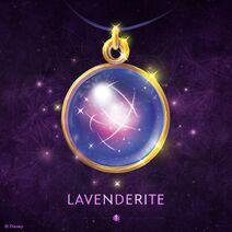 Lavenderite art