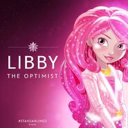 Libby poster