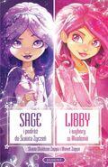 Książka Sage, Libby