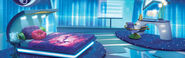 Vega's room