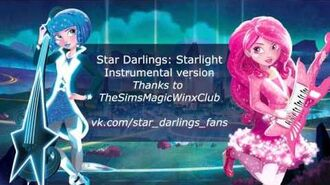 Disney's Star Darlings Starlight - INSTRUMENTAL - Exclusive! HQ