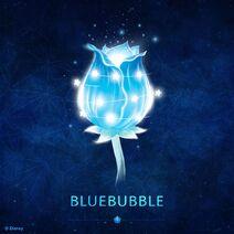 Bluebubble art