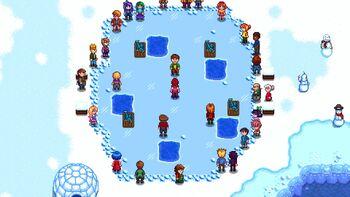 Ледовый праздник