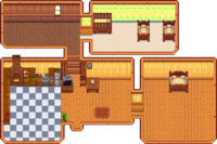 House indoors (tier 3)