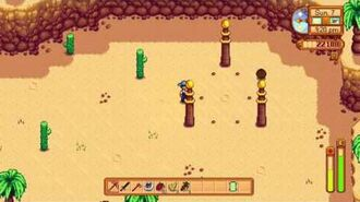 Stardew Valley-GALAXY SWORD EXPLOIT