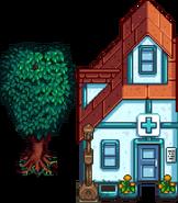 Клиника Харви весна
