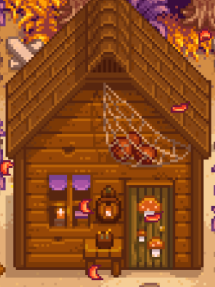 Elliot's Cabin | Stardew Valley Wiki | FANDOM powered by Wikia