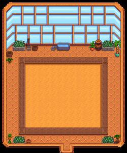 Empty Greenhouse
