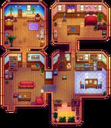 2 Willow Lane Interior